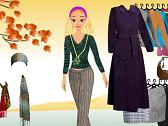 Barbie Autumn Dress-up