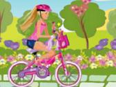 Barbie en Bicyclette