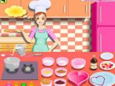 Barbie Cooking - Valentine Blanc Mange