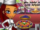 Cocinando Tartas con Lisa