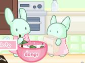 Bunnies Kingdom - Cooking
