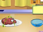 Show de Cocina - Hamburguesa de Queso
