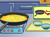 Cooking Show - Omelette du Fromage