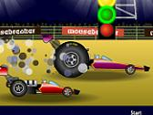Carreras de Dragsters