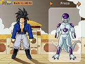 DRAGON BALL Z - DRESSUP