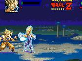 DRAGON BALL Z - POWER LEVELS DEMO