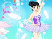 Viste a la Bailarina de Ballet