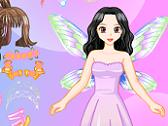 Dressup Flowers Fairy