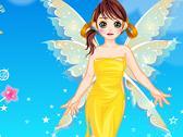 Three Wings Fairy Dressup