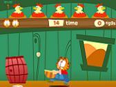Garfield - Atrapa los Huevos