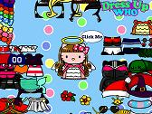HELLO KITTY - DRESSUP 3