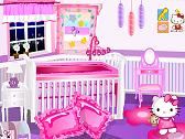 HELLO KITTY - CHAMBRE