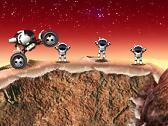 Buggy en Marte