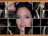 Jigsaw Puzzle - Angelina Jolie