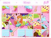 Puzzle de Polly Pocket