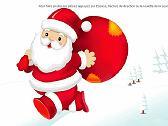 Puzzle - Papá Noel