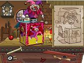 Puzzle - Fábrica de juguetes