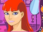 Makeup - Redhead Girl