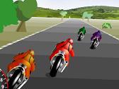 Course en Moto