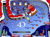 Pinball 4D de Noël