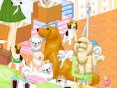 Dog Cafe Decoration