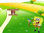 Spongebob - Arrow Shooting