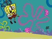 Spongebob - Jellyfishing