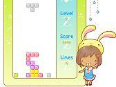 Bunny Tetris