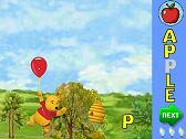 Winnie Pooh - Letras voladoras