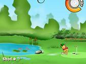 Winnie Pooh - Golf