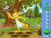 Winnie the Pooh - Rabbit's Garden